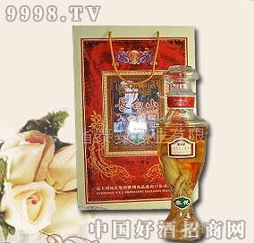 长白山特级人参酒(大礼盒)