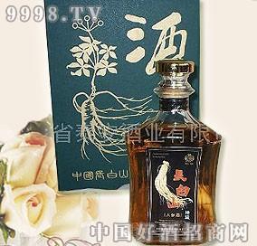 长白山特级人参酒(中礼盒)
