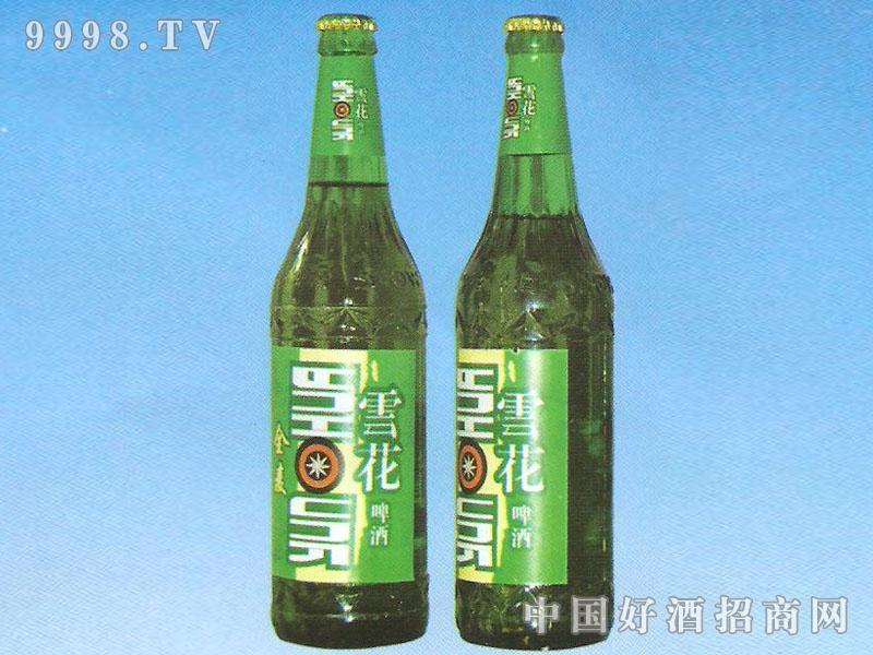 云花啤酒(全麦)