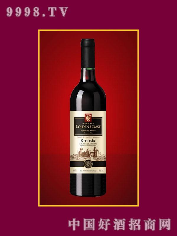 金色海岸干红葡萄酒