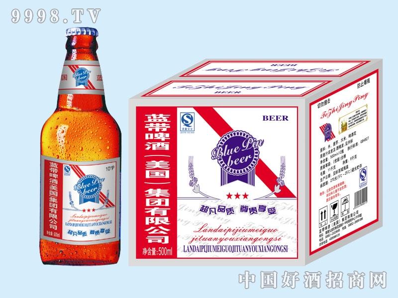蓝带啤酒(产品1)