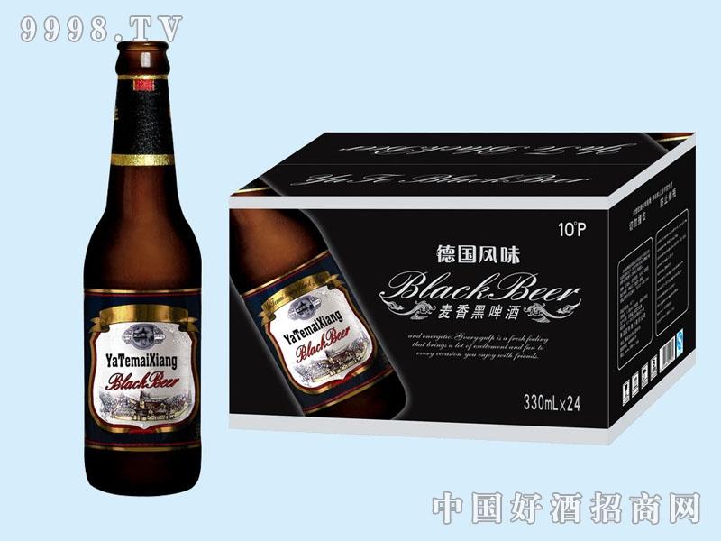 330ml麦香黑啤