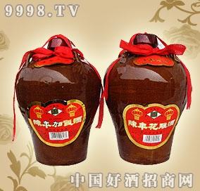 坛陈年花雕酒1500ml