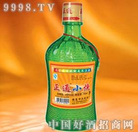 正通小烧(450ml×12瓶)-白酒类信息