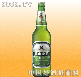 泰山啤酒超爽