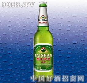 泰山啤酒淡爽啤酒