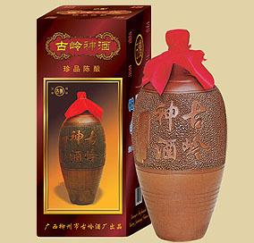 2000 ml古岭神酒(珍品) 35%vol