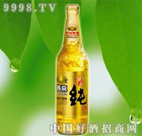 纸箱燕京精品纯生11度-啤酒招商信息