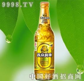 纸箱燕京精品鲜啤11度-啤酒招商信息
