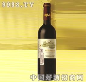 2007年夏波地波尔多干红葡萄酒