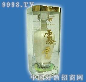雪哈酒透明盒