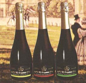 比利时紫禁皇冠无醇起泡酒