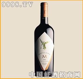 蒙特斯欧法M赤霞珠干红葡萄酒