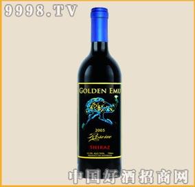 金伊妙西拉红葡萄酒珍藏版