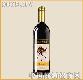 金伊妙西拉干红葡萄酒
