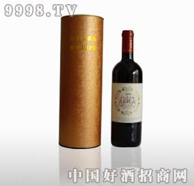 艾尤娜红葡萄酒(圆筒装)