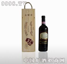 陈年基昂帝干红葡萄酒