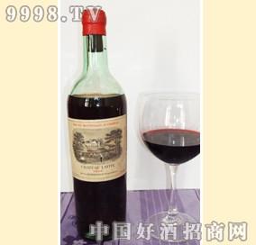 拉菲葡萄酒(1938)