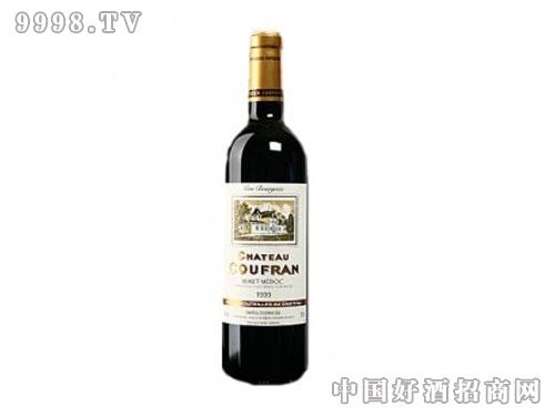 古兰古堡美铎高地法定产区红葡萄酒