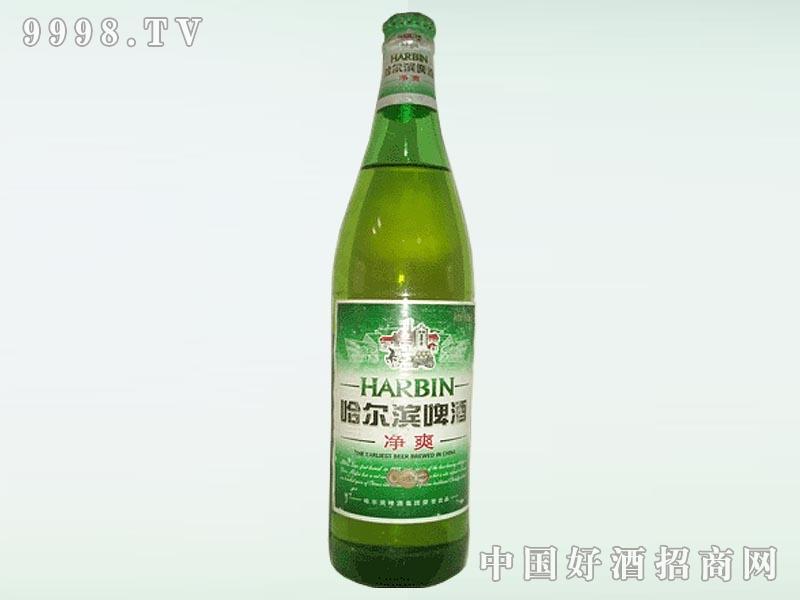 哈尔滨啤酒(净爽)