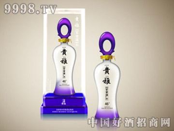 贵雅-紫金樽(46度)-白酒招商信息