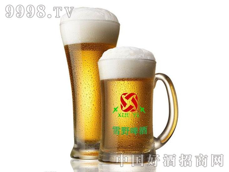 雪野鲜啤(杯装)