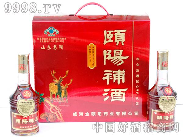 500ml×2红礼盒补酒