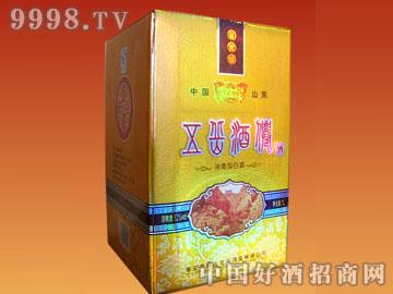 浓香型白酒(黄盒)