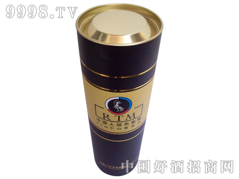 人头马集团RTM雷司令圆桶装(顶部)