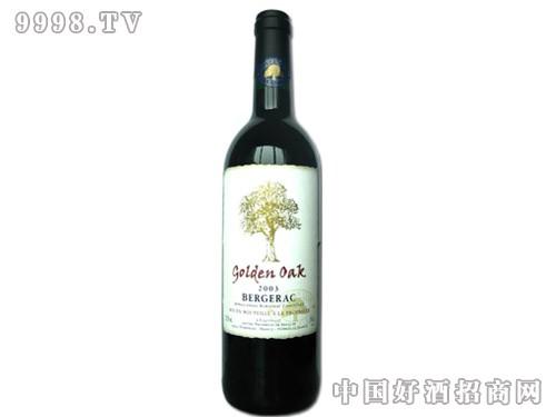 金橡树贝杰哈克干红葡萄酒