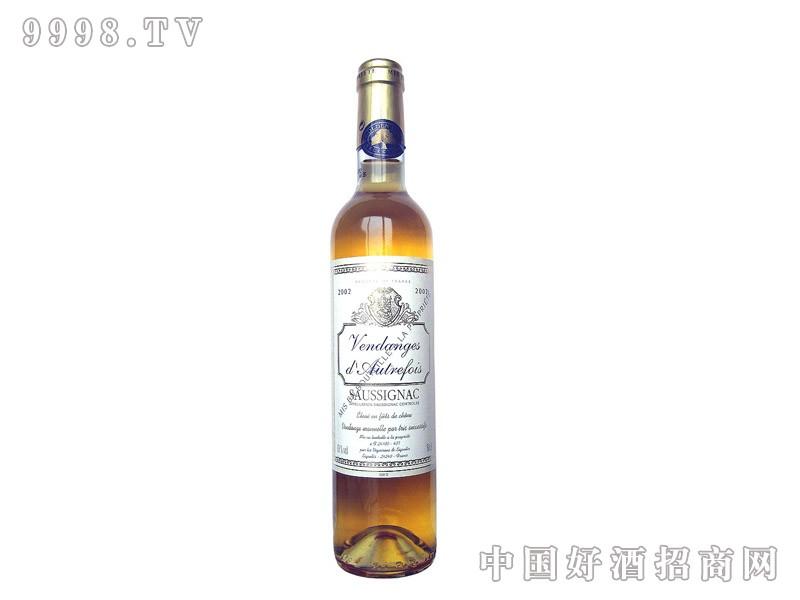 金橡树文旦.奥特佛甜白葡萄酒