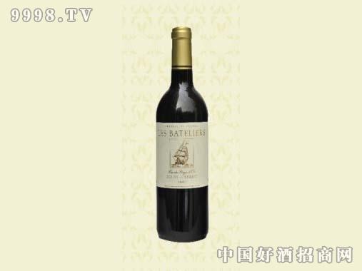 巴特利船长干红葡萄酒