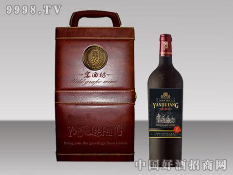 宴酒坊干红葡萄酒