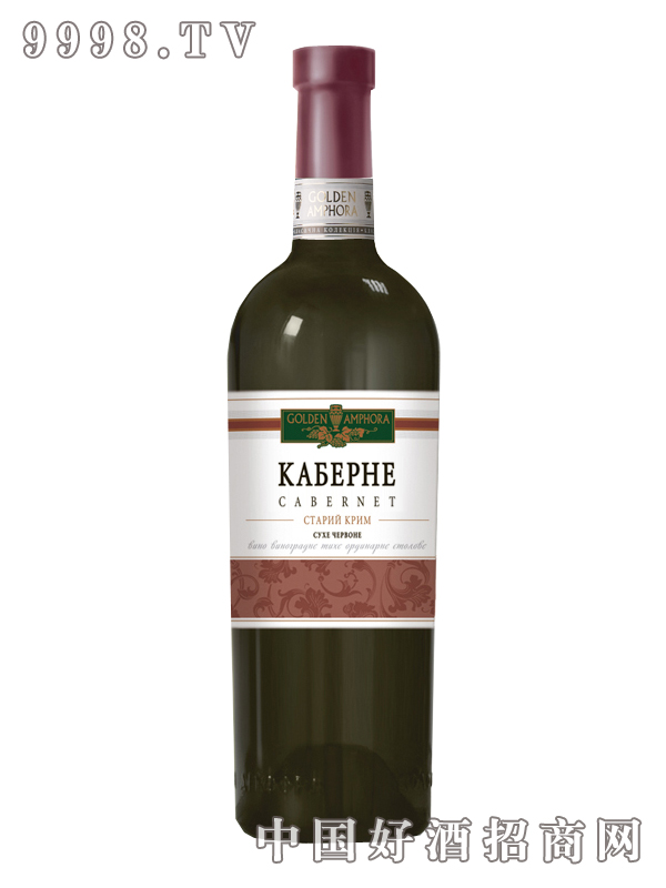 金安菲拉  解百纳干红葡萄酒