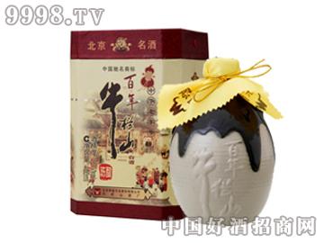 百年牛栏山白酒(三牛)