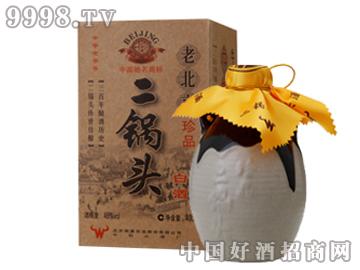 牛栏山二锅头白酒(珍品)
