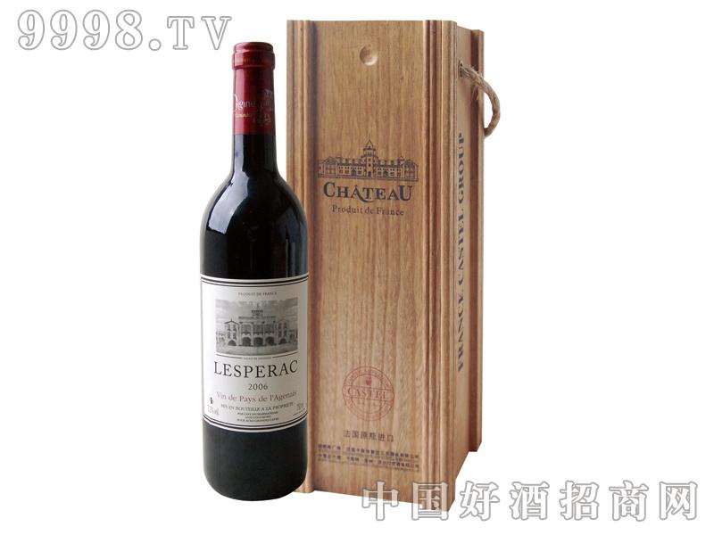 乐邦庄园干红葡萄酒