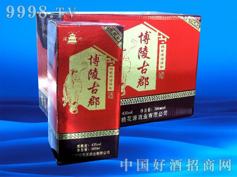 博陵古郡-清香型