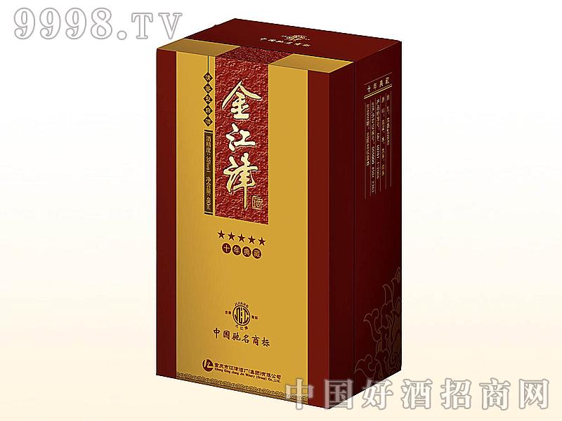 35度金江津五星典藏(10)-白酒招商信息