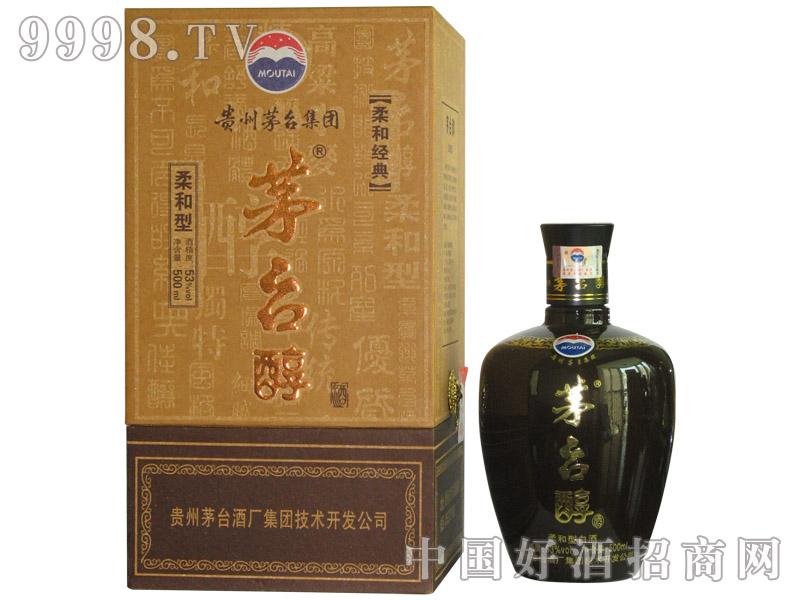 柔和酱香茅台醇(御樽酒)