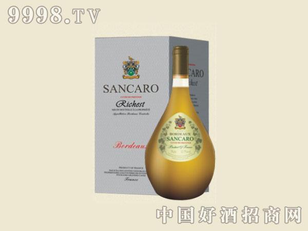 1.5L大富豪干白葡萄酒