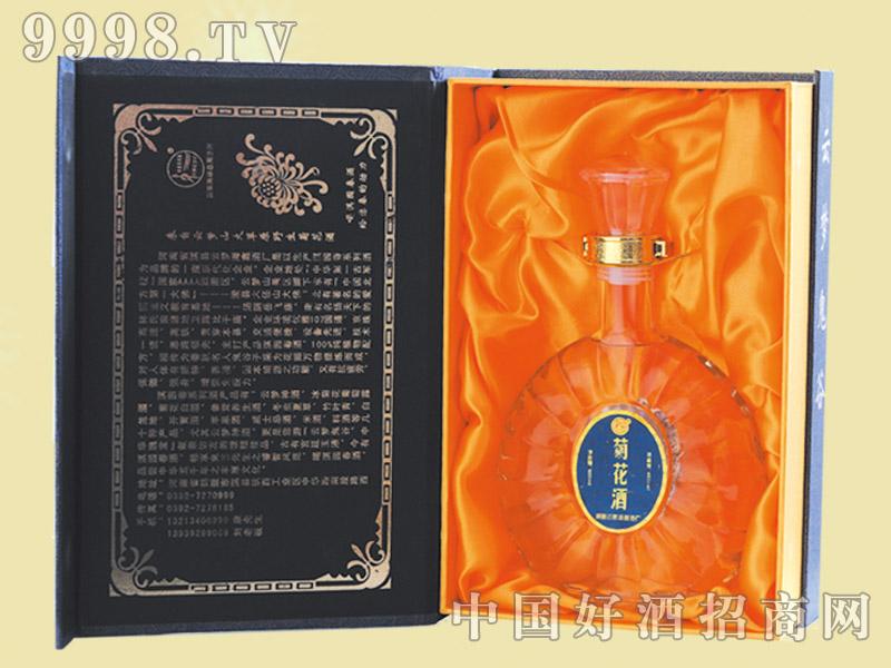 野生菊花酒
