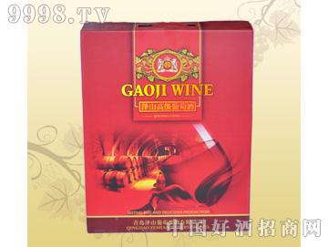 高级葡萄酒礼盒