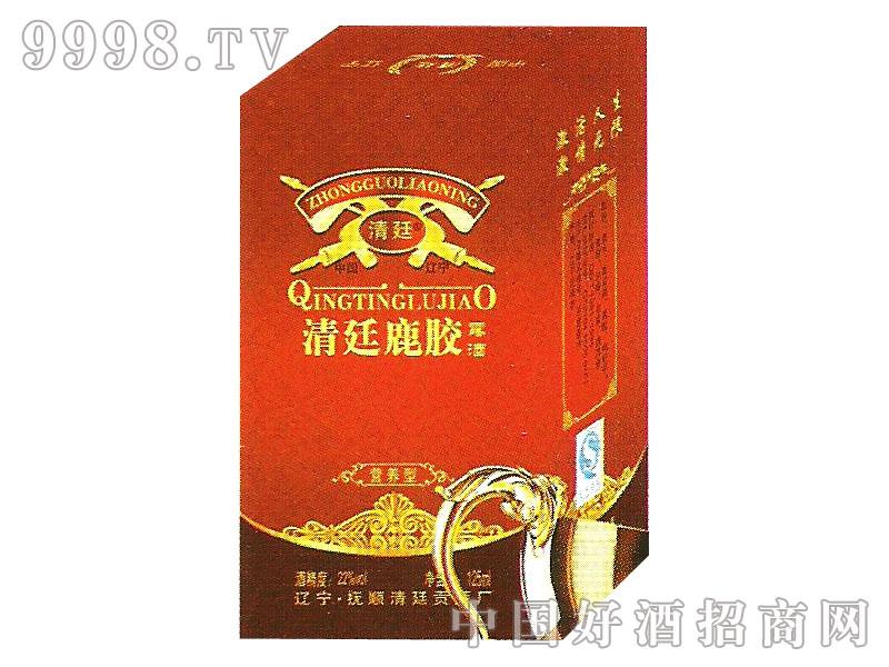 清廷鹿胶酒(女士)