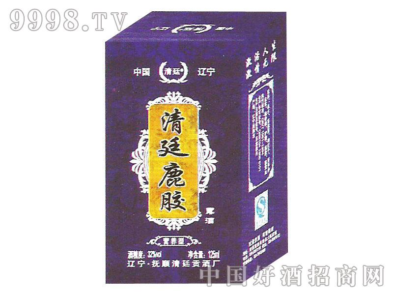 清廷鹿胶酒(男士)