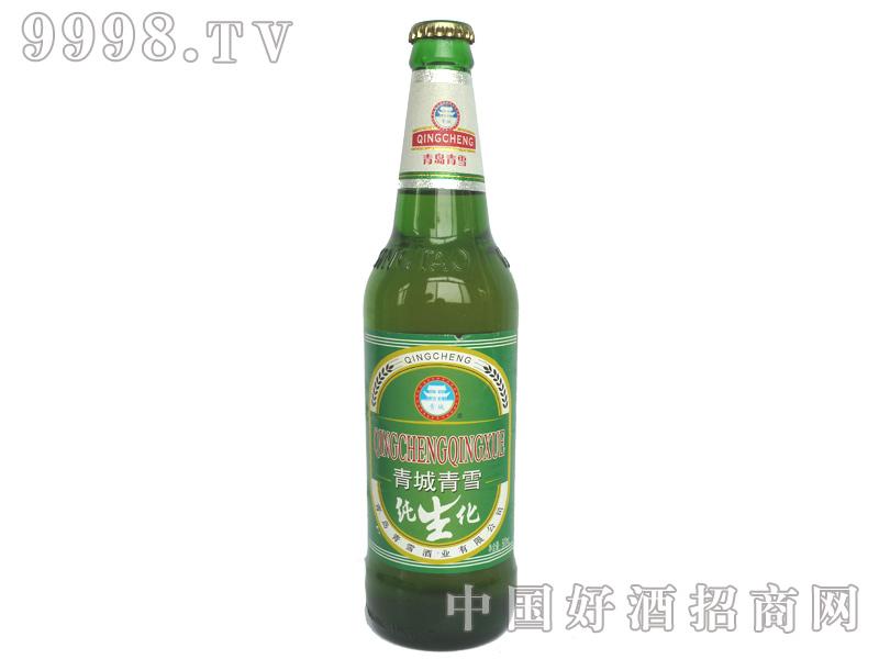 青瑞啤酒青雪纯生化