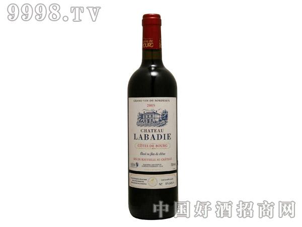 沙坡干红Chateau Le Sable
