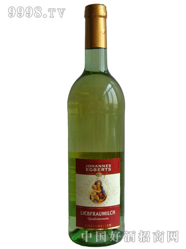 德国圣母之乳(香妃白葡萄酒)-德国进口酒