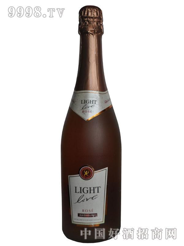 德国君悦桃红葡萄汽酒