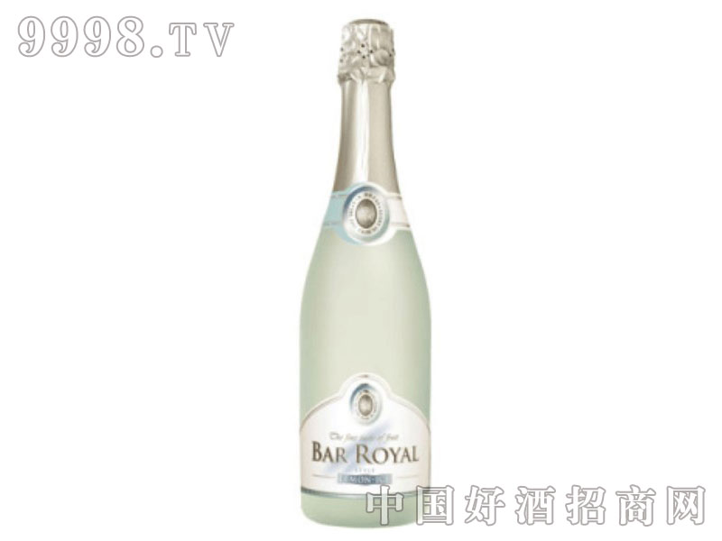 德国进口皇家酒吧-冰柠檬味葡萄汽泡酒
